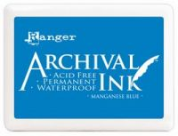 Manganese Blue Jumbo Archival Pad