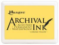 Chrome Yellow Jumbo Archival Pad
