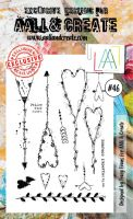 No. 46 Aall and Create Stamp Set (A6)