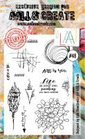 No. 48 Aall and Create Stamp Set (A6)