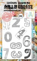 No. 68 Aall and Create Stamp Set (A6)