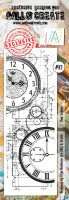 No. 82 Time Capsule Aall and Create Border Stamp Set