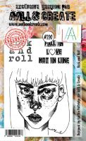 No. 220 Rock and Roll Aall and Create Stamp Set (A6) - AAL00220