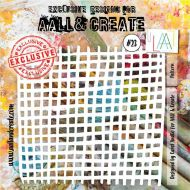 No. 23 - Pattern - Aall and Create Stencil - 6 in by 6 in (15cm by 15cm)