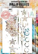 Rota Vitae - No. 49 Aall and Create Stencil - A5