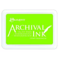 Vivid Chartreuse Archival Pad