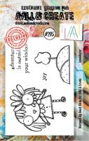 No. 295 Adventurer Aall and Create A7 Stamp