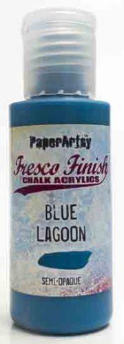 Blue Lagoon (Seth Apter) Fresco Finish PaperArtsy Paint