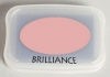 Brilliance Pigment Ink Pad - Pearlescent Coral