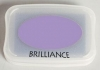 Brilliance Pigment Ink Pad - Pearlescent Purple