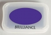 Brilliance Pigment Ink Pad - Victoria Violet