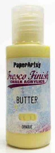 Butter (Seth Apter) Fresco Finish PaperArtsy Paint