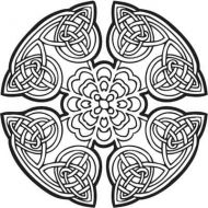 Crafty Stamps - Celtic - CT149D