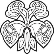 Crafty Stamps - Celtic - CT155D