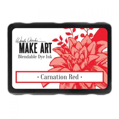 Carnation Red Wendy Vecchi Make Art Dye Ink Pad (WVD64312)