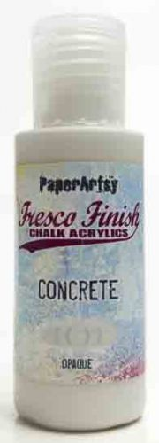 Concrete Fresco Finish PaperArtsy Paint (Family 17)