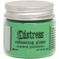 Cracked Pistachio Tim Holtz Distress Embossing Glaze TDE70962