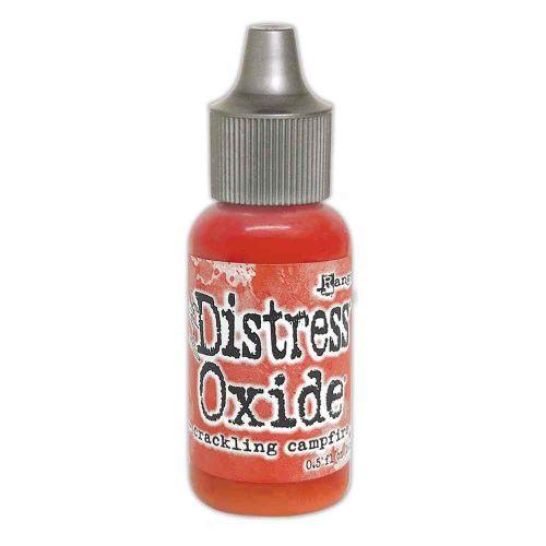 Crackling Campfire Distress Oxide reinker (TDR72324)