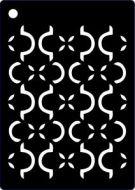 Ornamental Mini Stencil - Creative Expressions