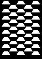 Hexacombe Mini Stencil - Creative Expressions