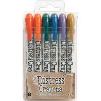 Tim Holtz Distress Crayon Set Number 9