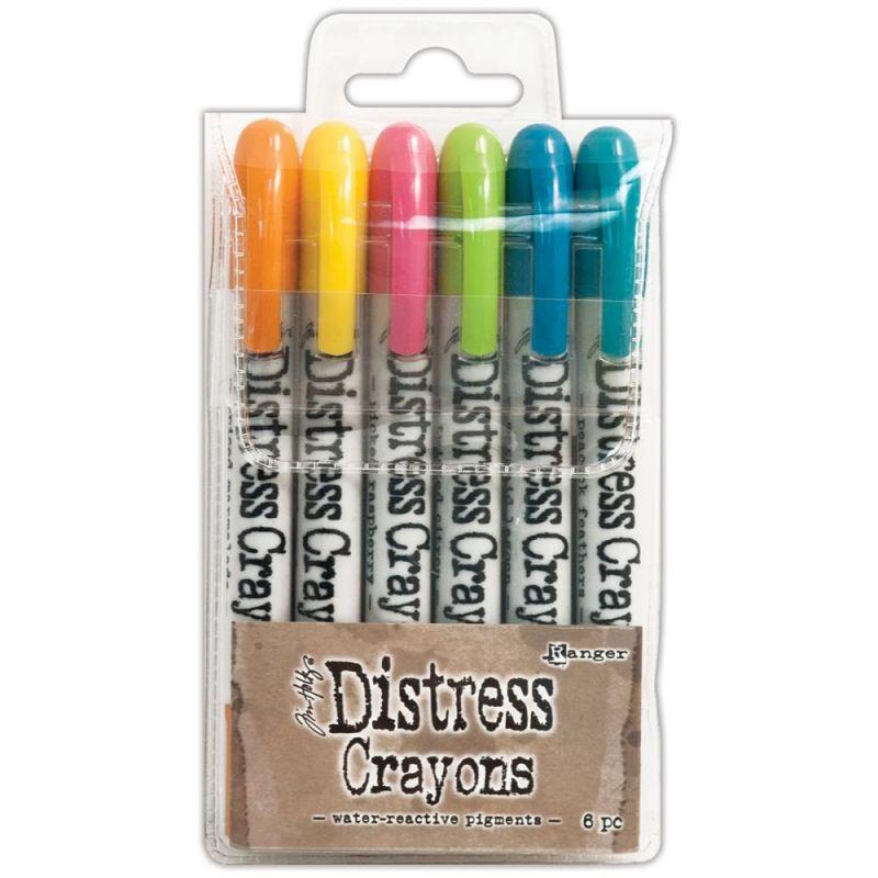 Distress Crayons
