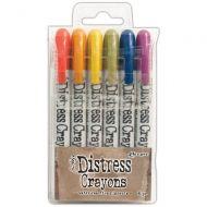 Distress Crayon Set Set Number 2