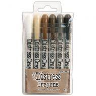 Distress Crayon Set Set Number 3
