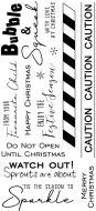 CS252D Hobby Art Stamps - Do Not Open until Christmas