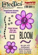 PaperArtsy Emma Godfrey 14 A5 Rubber Stamps