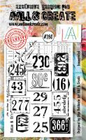 No. 280 Enumerated Aall and Create A6 Stamp