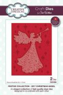 Festive Collection 2017 Christmas Angel (CED3088)