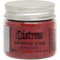 Fired Brick Tim Holtz Distress Embossing Glaze TDE70979