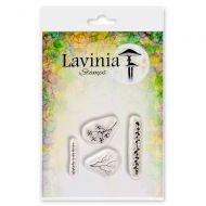 Foliage Set (LAV679) clear stamps by Lavinia Stamps