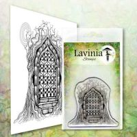 Forest Temple Lavinia Stamps (LAV611)