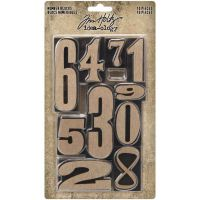 IdeaOlogy Number Blocks 10 pack TH94037