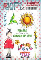 PaperArtsy Jo Firth-Young 42 A5 Rubber Stamps