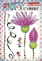 Jo Firth Young (JOFY80) A5 Stamp Set for PaperArtsy