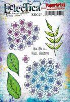Kay Carley (EKC27) A5 Stamp Set for PaperArtsy