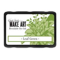 Leaf Green Wendy Vecchi Make Art Dye Ink Pad (WVD64336)