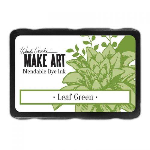 Leaf Green Wendy Vecchi Make Art Dye Ink Pad (WVD64336)
