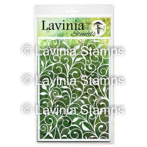 Leaf Trails Lavinia Stencils (ST017)