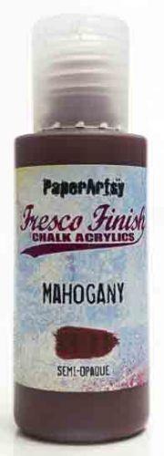 Mahogany (Seth Apter) Fresco Finish PaperArtsy Paint