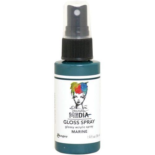 Marine Dina Wakley Media Gloss Sprays 2oz (MDO68525)