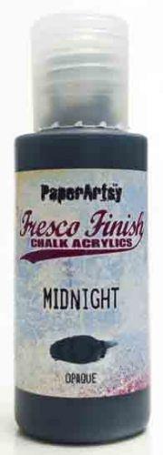Midnight (Seth Apter) Fresco Finish PaperArtsy Paint