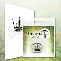 Mini Crown (LAV622) by Lavinia Stamps
