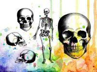 Mr Bone Jangles Visible Image Clear Stamp Set