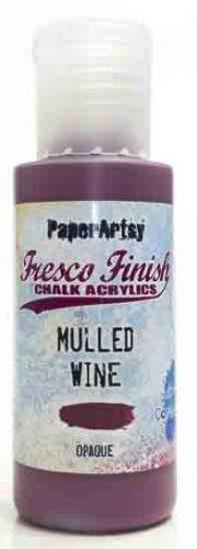 Mulled Wine Fresco Finish PaperArtsy Paint (Family 11)