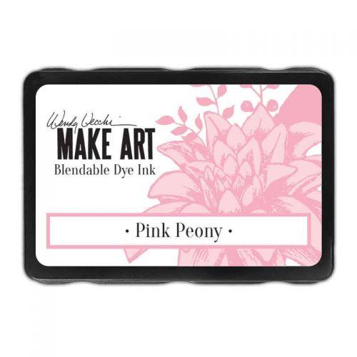Pink Peony Wendy Vecchi Make Art Dye Ink Pad (WVD64350)