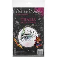 Pink Ink Design A5 Clear Stamp Set - Thalia